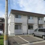秋田駅東口駅前すぐ近くの単身用賃貸アパート カーサブラン