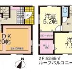 3LDK(間取)