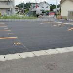 秋田駅まで徒歩約10分の駐車場